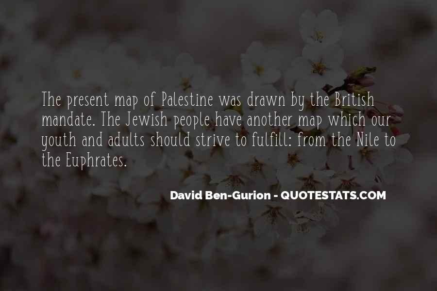 David Ben-Gurion Quotes #1856389