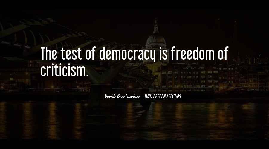 David Ben-Gurion Quotes #371983