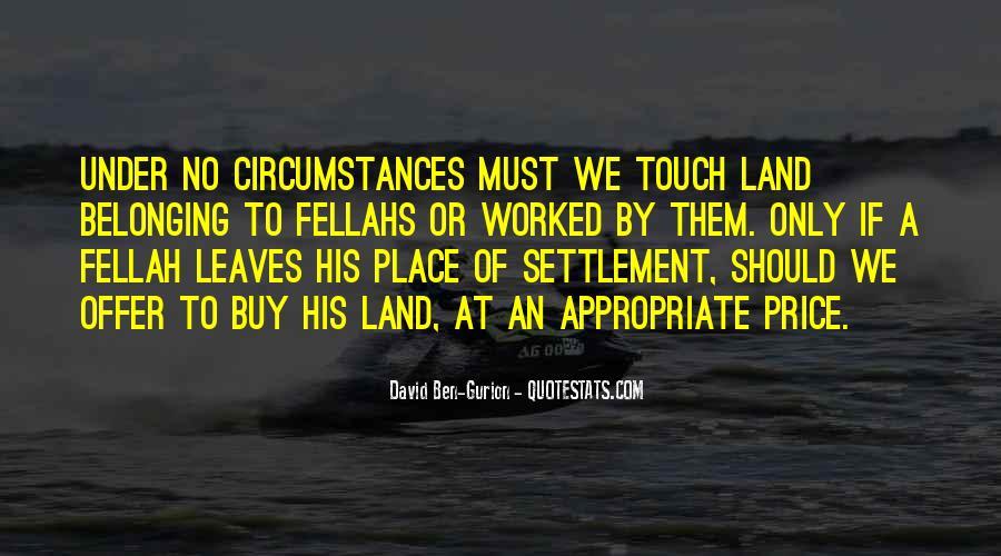 David Ben-Gurion Quotes #635060