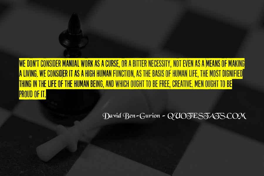 David Ben-Gurion Quotes #756892