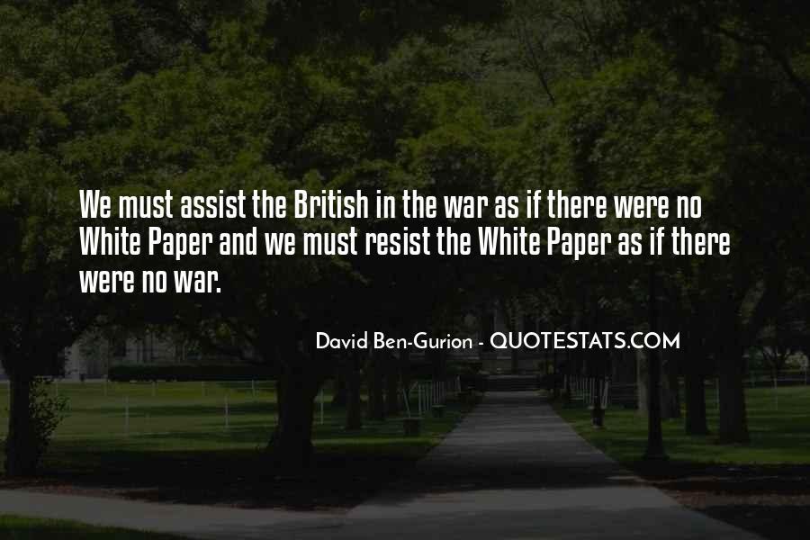 David Ben-Gurion Quotes #804627
