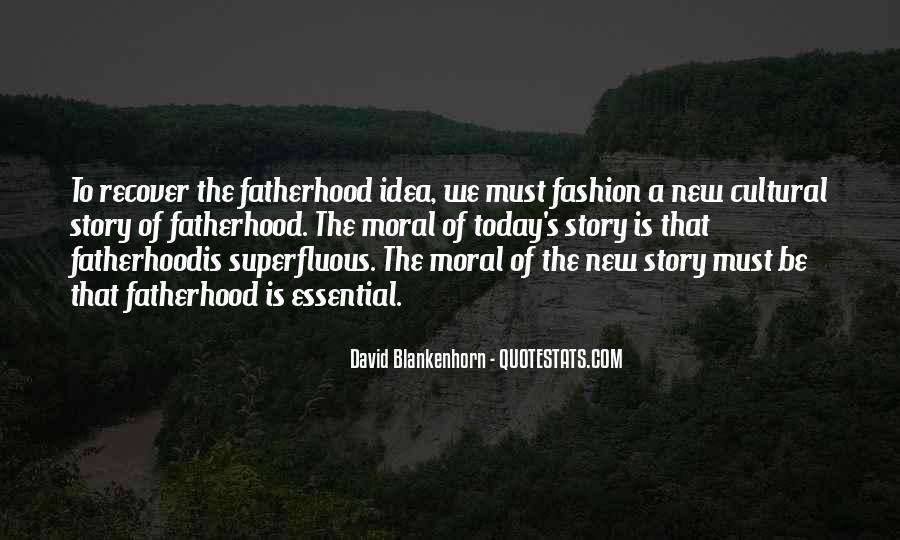 David Blankenhorn Quotes #1182202