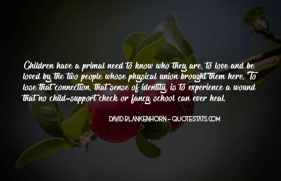 David Blankenhorn Quotes #1495228