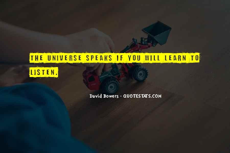 David Bowers Quotes #158416