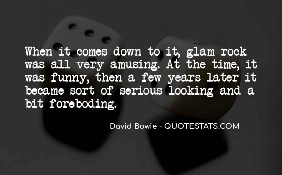 David Bowie Quotes #1029571