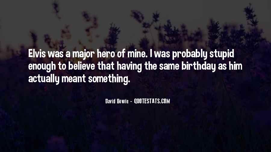 David Bowie Quotes #1084849