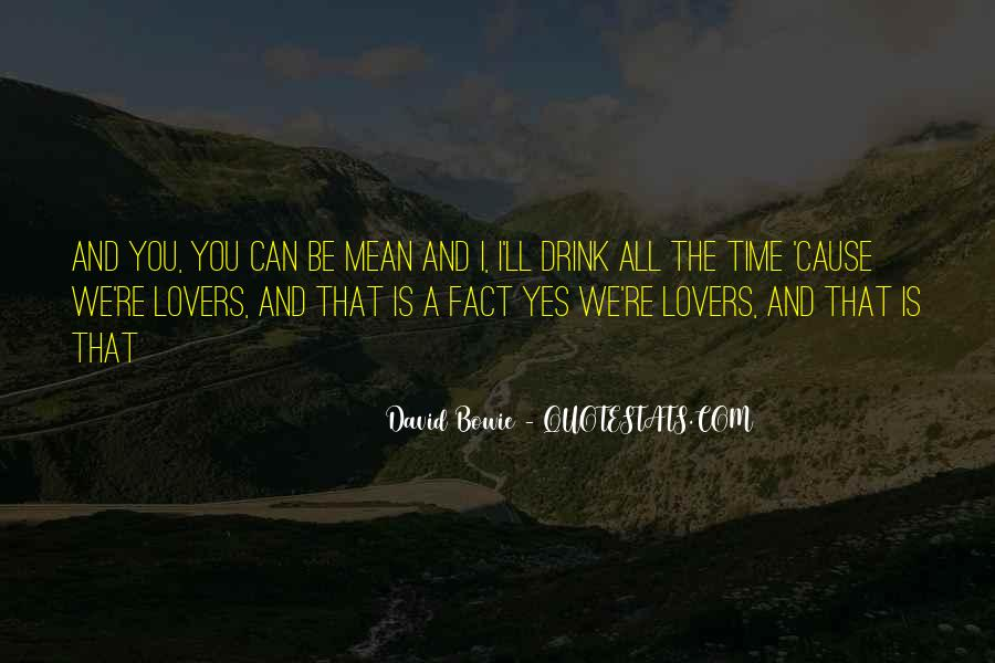 David Bowie Quotes #1238784