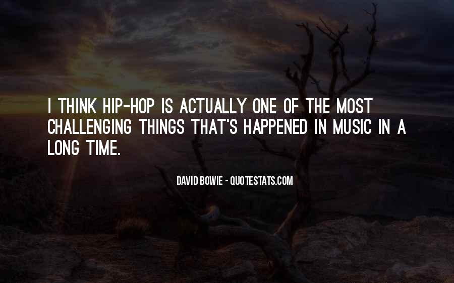 David Bowie Quotes #1243453