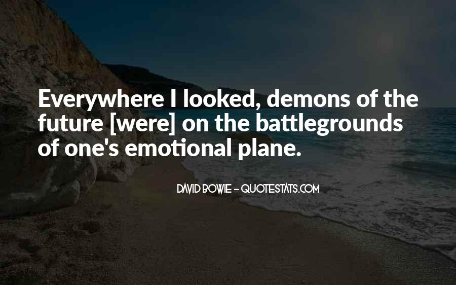David Bowie Quotes #1388769