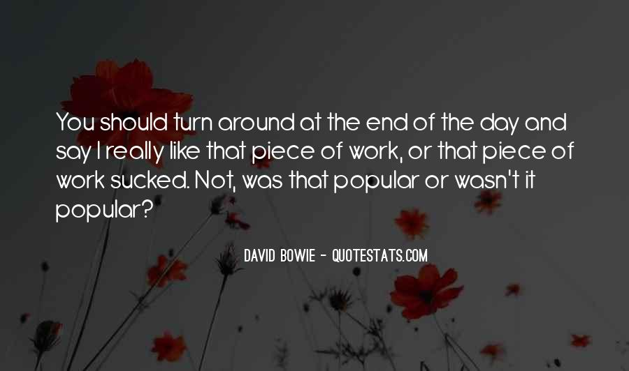 David Bowie Quotes #140121