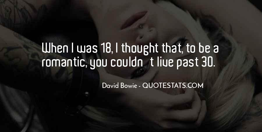 David Bowie Quotes #1433743