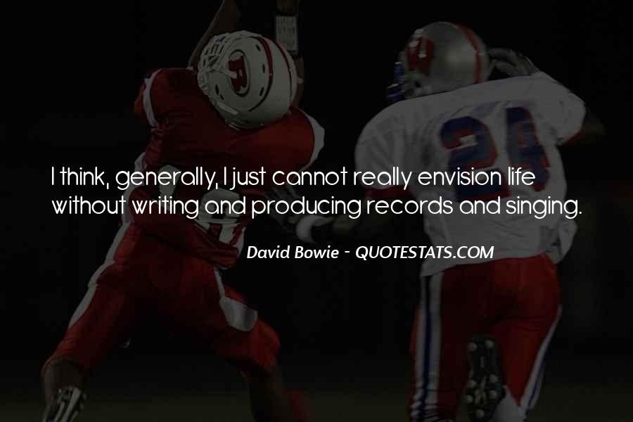 David Bowie Quotes #177013