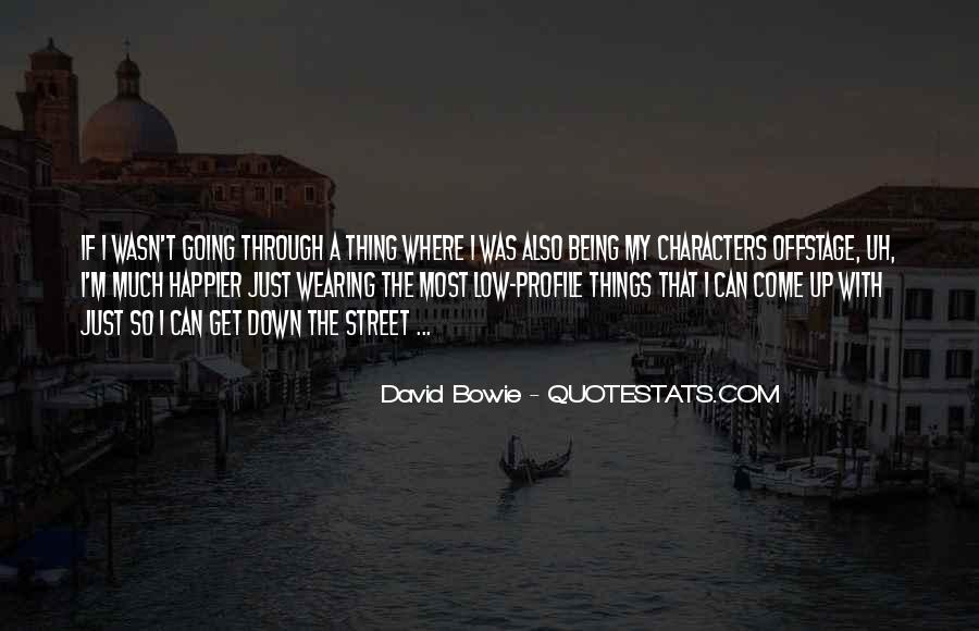 David Bowie Quotes #192829