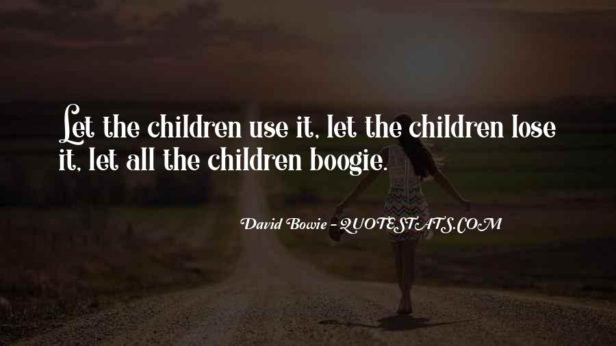 David Bowie Quotes #286829