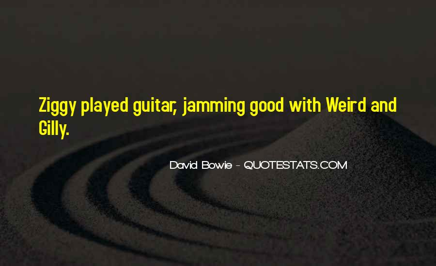 David Bowie Quotes #483460