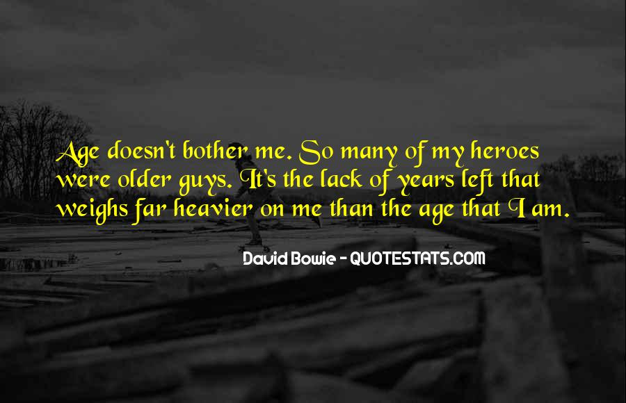 David Bowie Quotes #615046