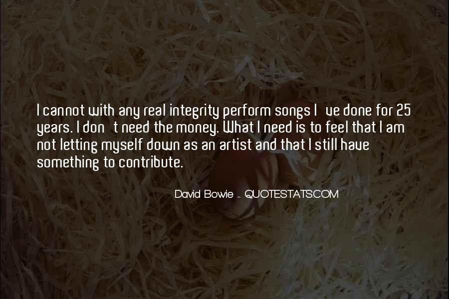 David Bowie Quotes #766279