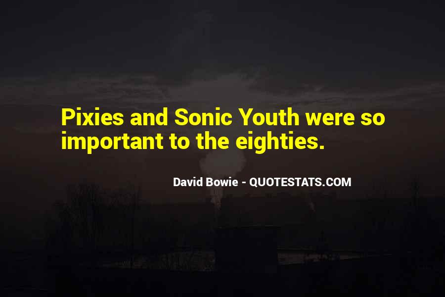 David Bowie Quotes #934268