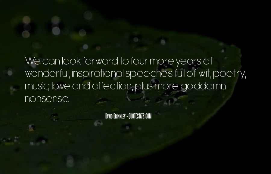 David Brinkley Quotes #1765790