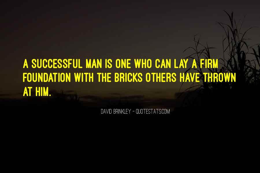 David Brinkley Quotes #800007