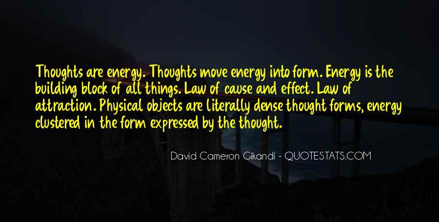 David Cameron Gikandi Quotes #496294