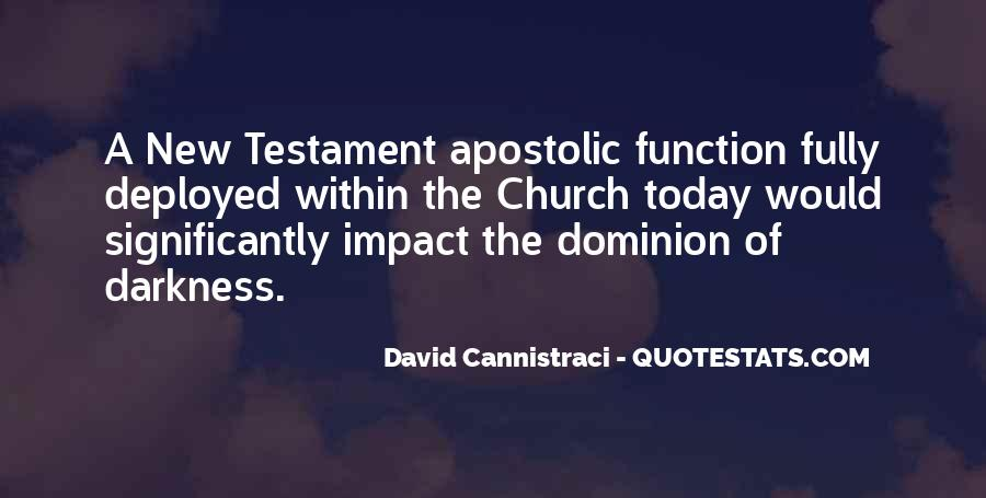 David Cannistraci Quotes #803291