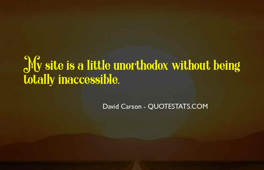 David Carson Quotes #1422991