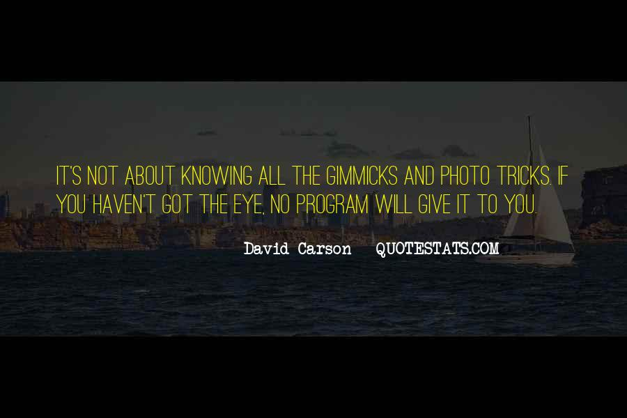 David Carson Quotes #1711535
