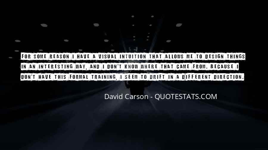David Carson Quotes #799670
