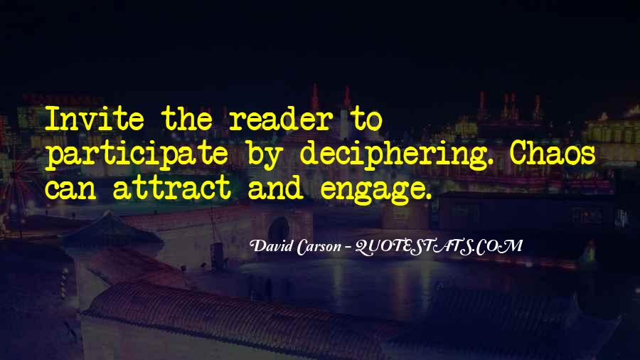 David Carson Quotes #977829