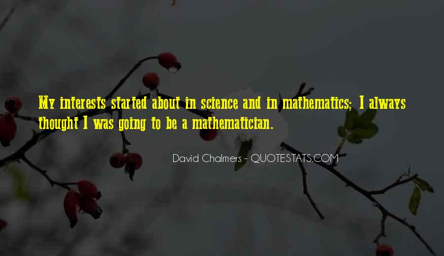 David Chalmers Quotes #1056345