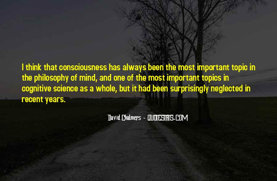 David Chalmers Quotes #231361