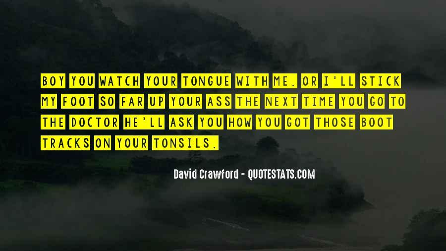 David Crawford Quotes #1301905