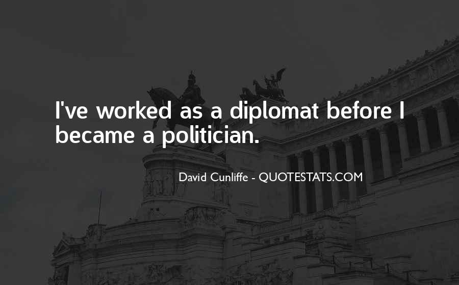 David Cunliffe Quotes #196539