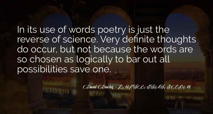 David Daiches Quotes #702571