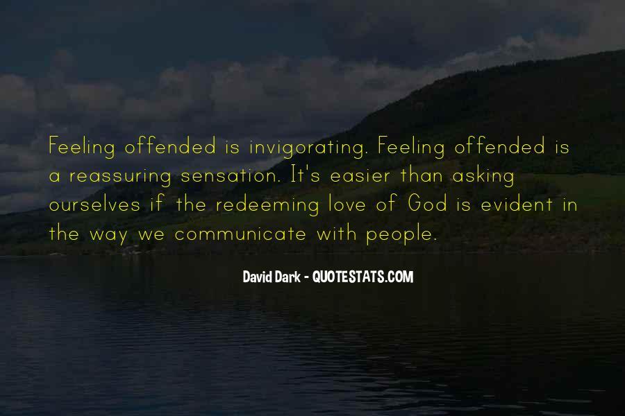 David Dark Quotes #5102