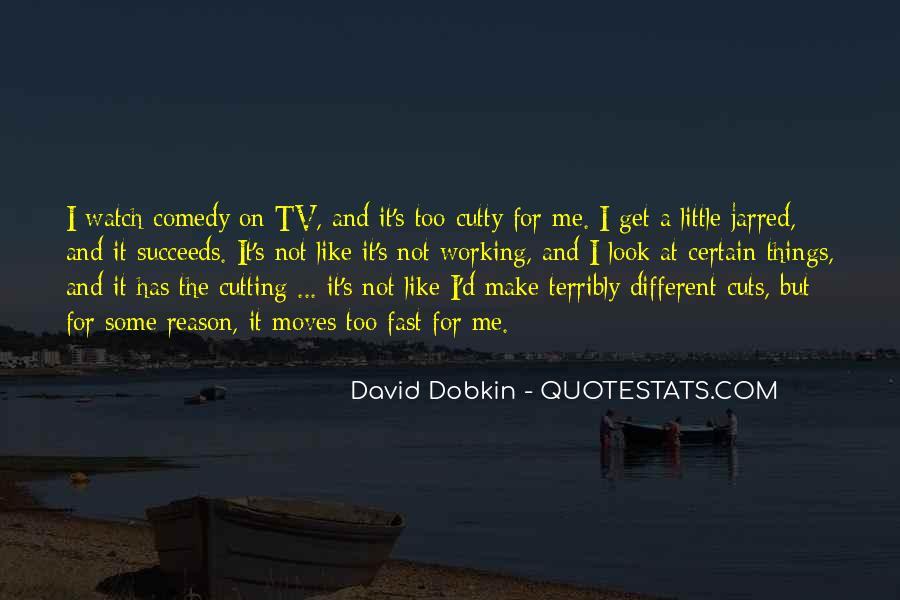 David Dobkin Quotes #1334195