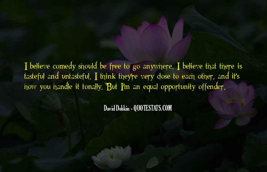 David Dobkin Quotes #15205