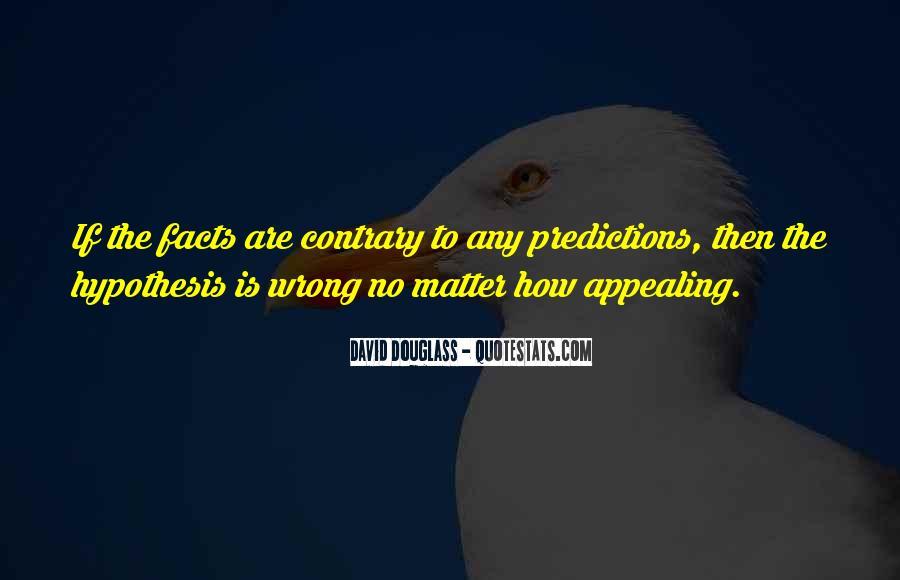 David Douglass Quotes #1061673