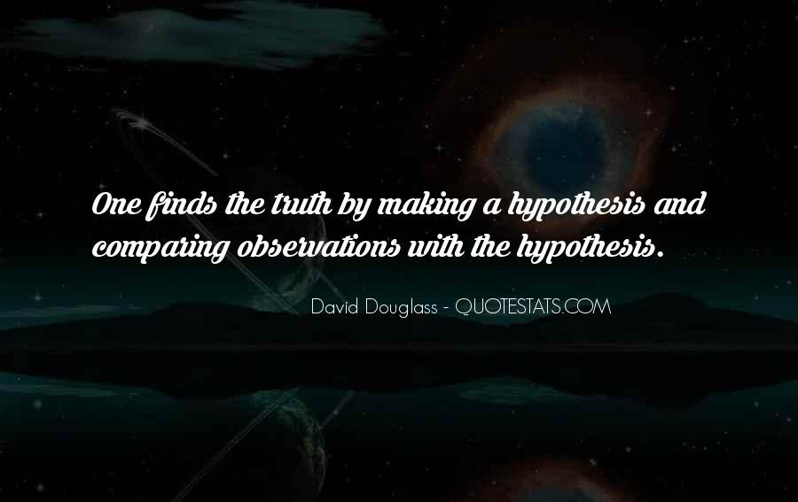 David Douglass Quotes #951608