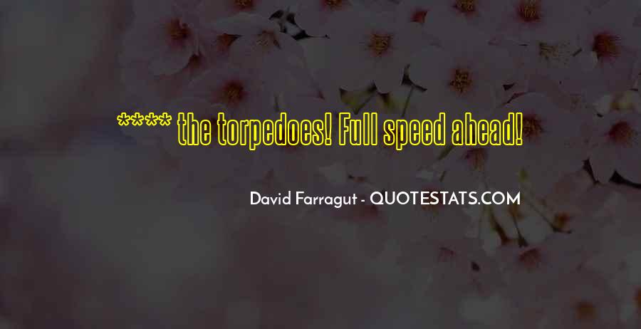 David Farragut Quotes #967374