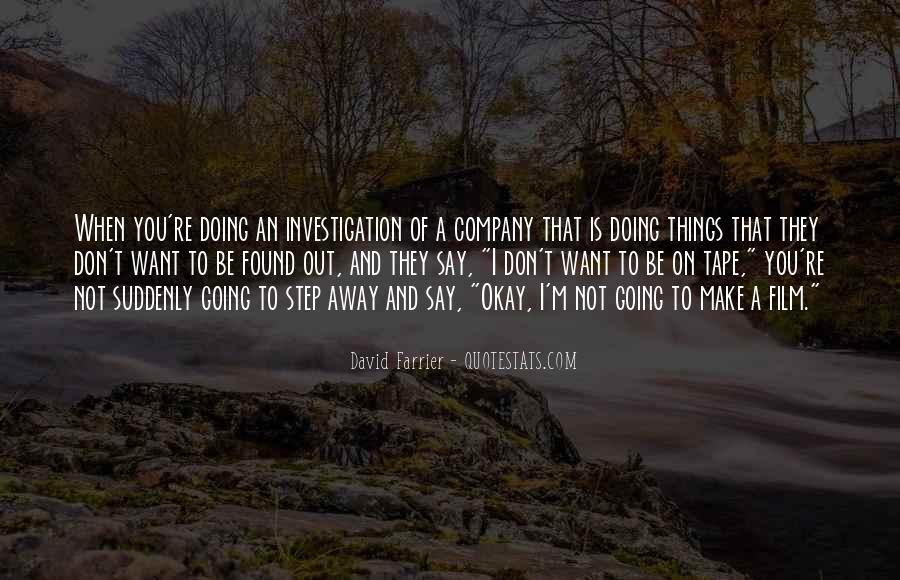 David Farrier Quotes #947802