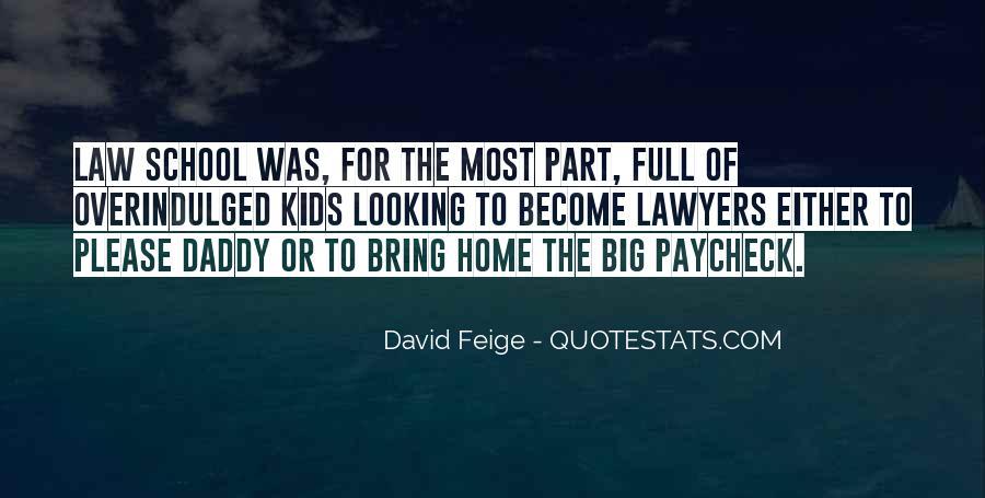 David Feige Quotes #533735