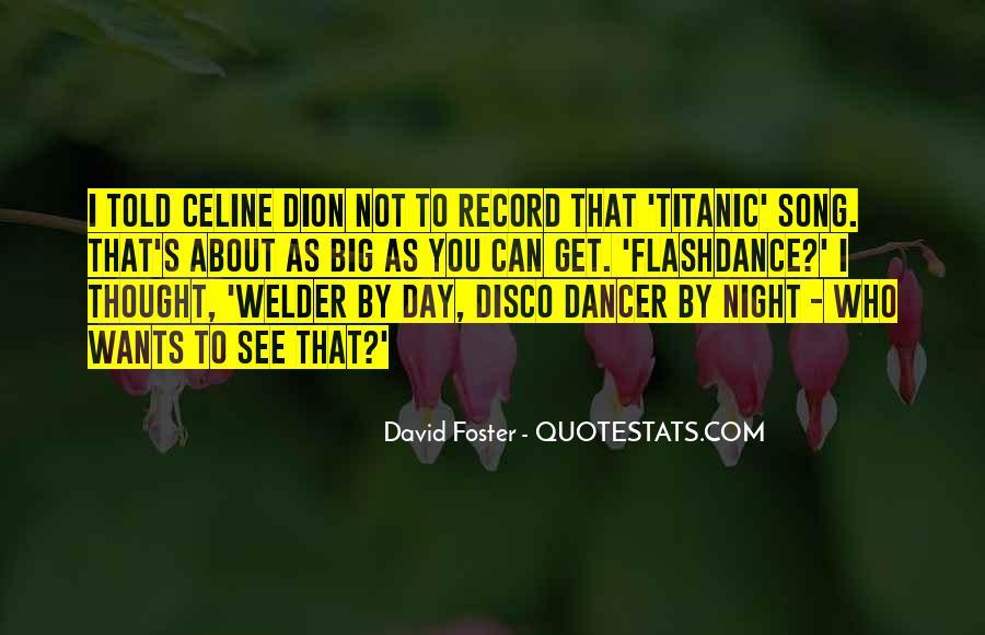David Foster Quotes #1641294