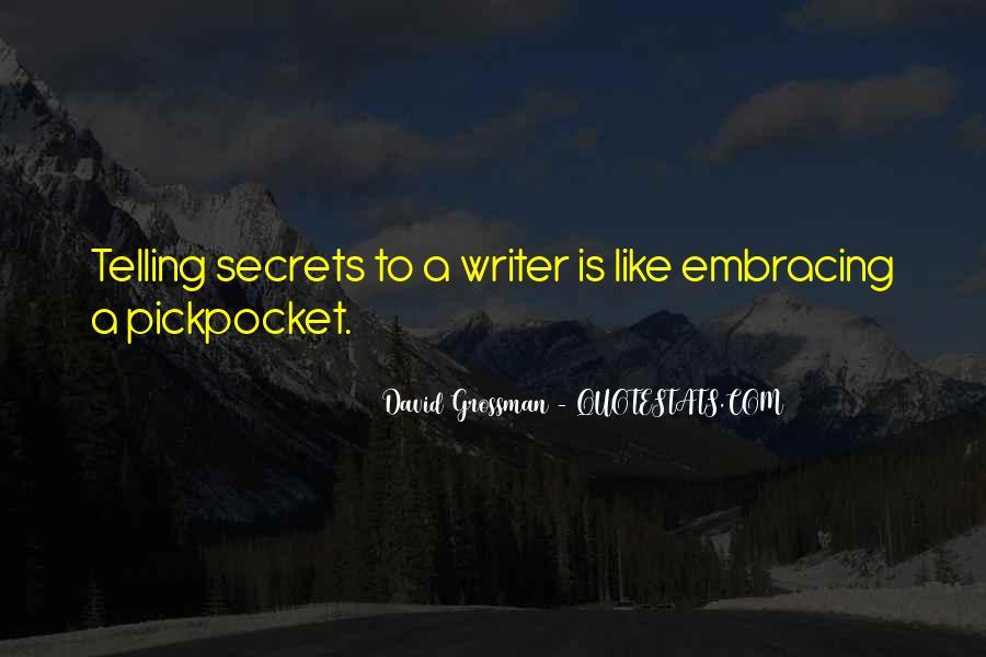 David Grossman Quotes #1300984