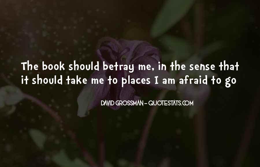 David Grossman Quotes #1451099