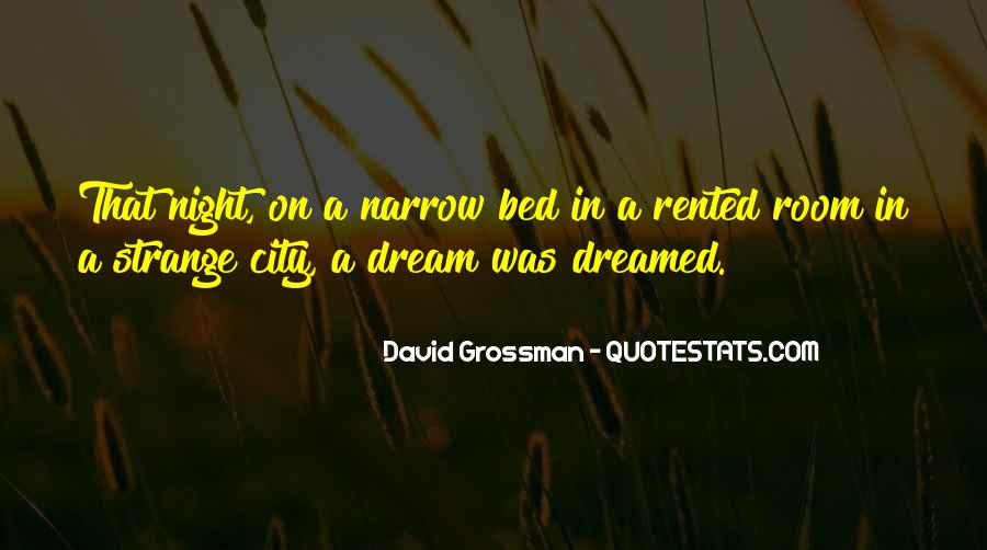 David Grossman Quotes #1540306