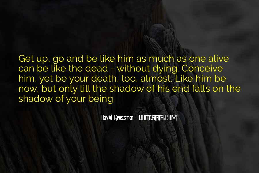 David Grossman Quotes #1711512