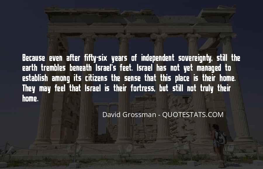 David Grossman Quotes #673505