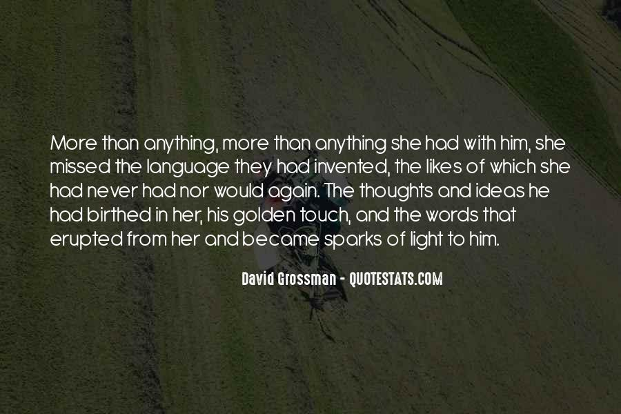 David Grossman Quotes #738835